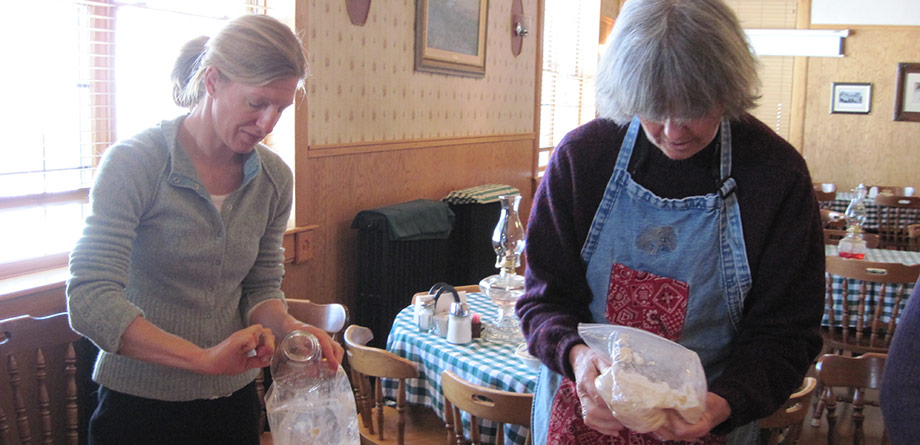 Lou and Karen Baking - UCC Chruch Crested Butte, CO